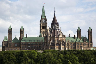 Canadian Parliament, Ottawa, Canada